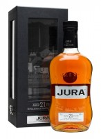Isle of Jura 21 Year Old