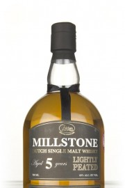 Millstone 5 Year Old Lightly Peated Dutch Single Malt Single Malt Whisky