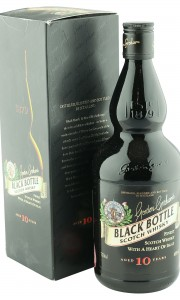 Black Bottle 10 Year Old Blended Scotch Whisky with Box