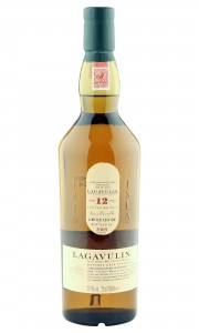 Lagavulin 12 Year Old, Natural Cask Strength 2009 Special Release