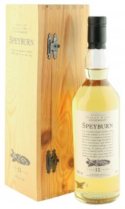 Speyburn 12 Year Old, Flora & Fauna Bottling with Presentation Box