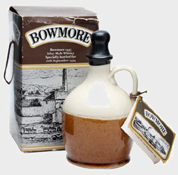 Bowmore 1955 - 1975 Ceramic